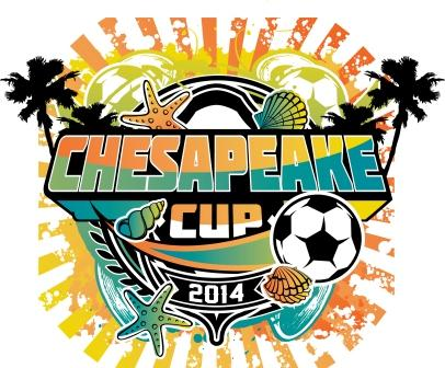 2014 April Chesapeake Cup - Logo