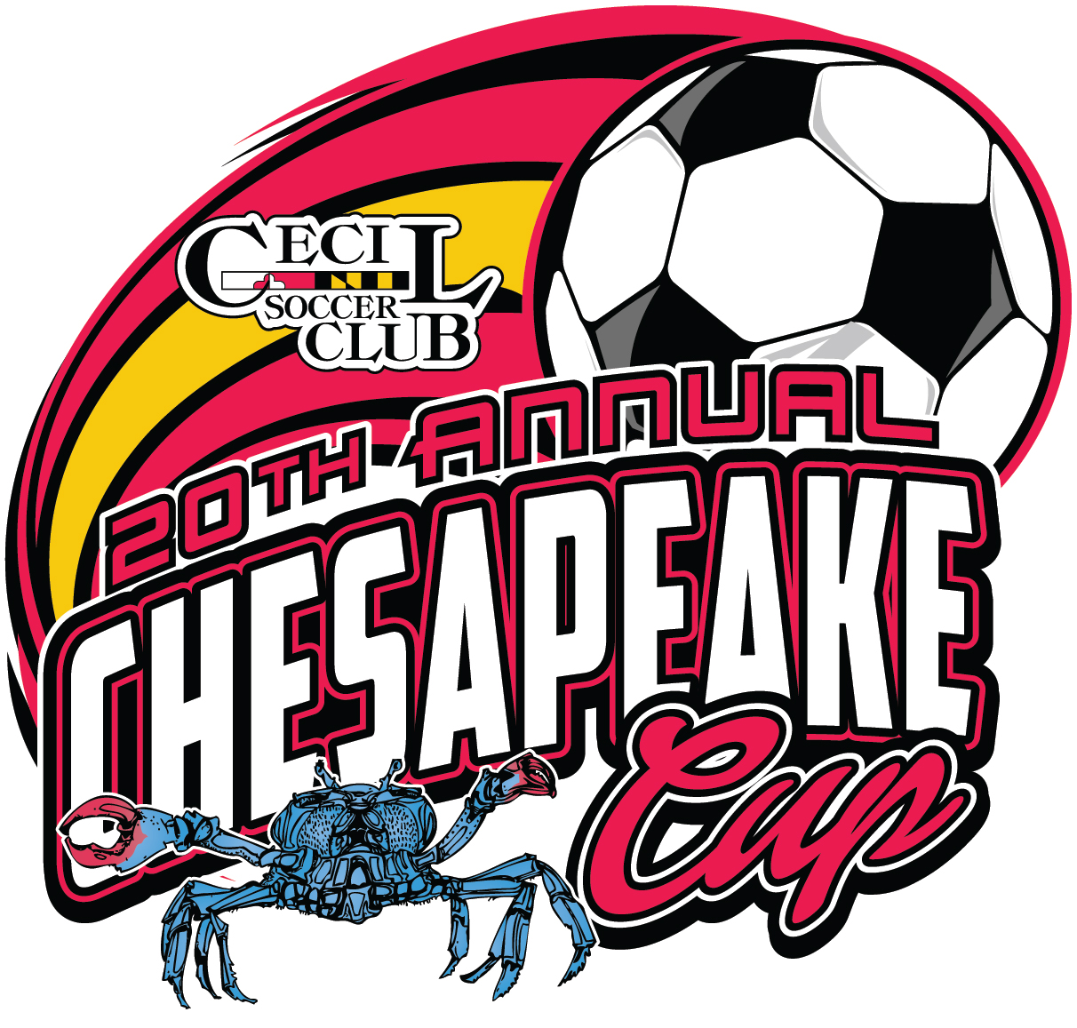 2015 April Chesapeake Cup - Logo