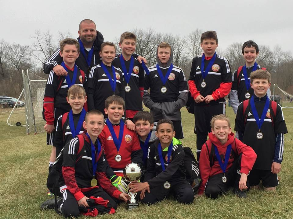 2005 Cecil Thunder - DE Rush Spring Classic 1st place!!