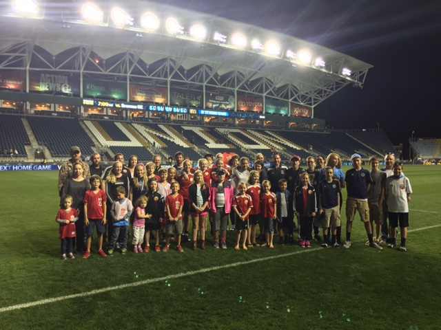 Cecil Soccer Night with the Philadelphia Union