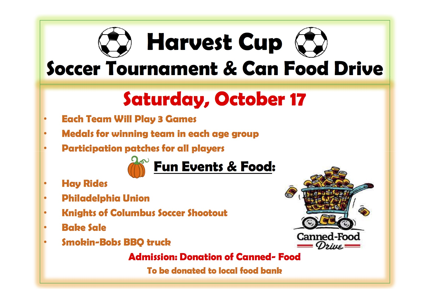 Harvest Cup 2015