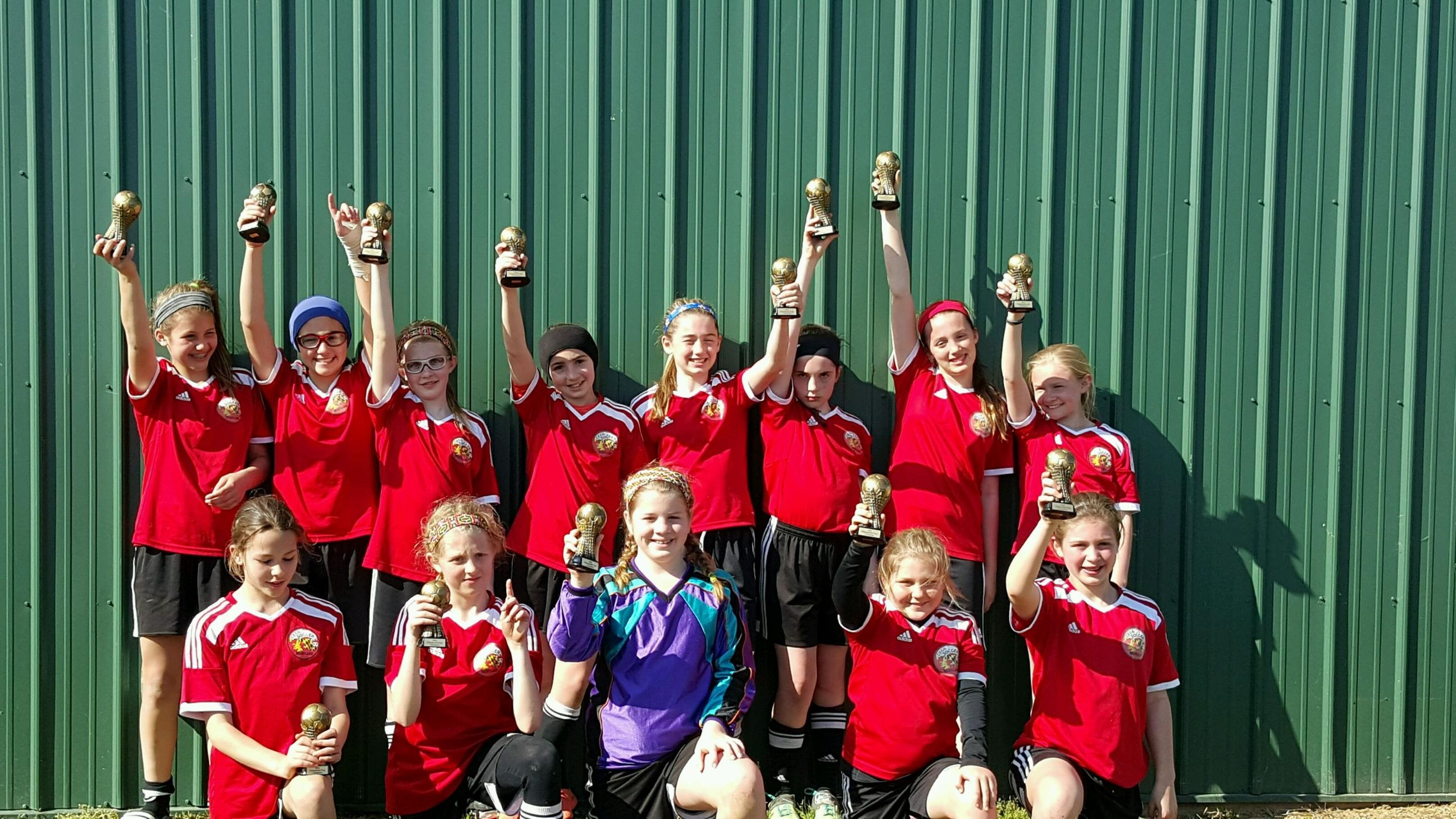 U12 Express Chesapeake Cup Champs