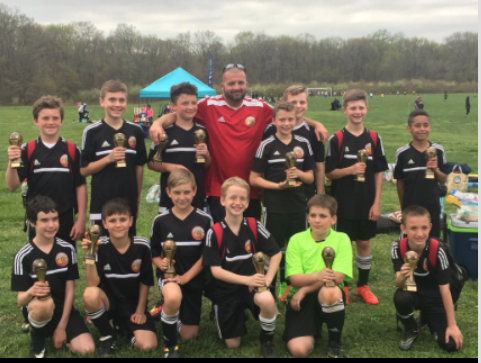 2005 Cecil Thunder took 1st place in our annual Chesapeake Cup tournament!
