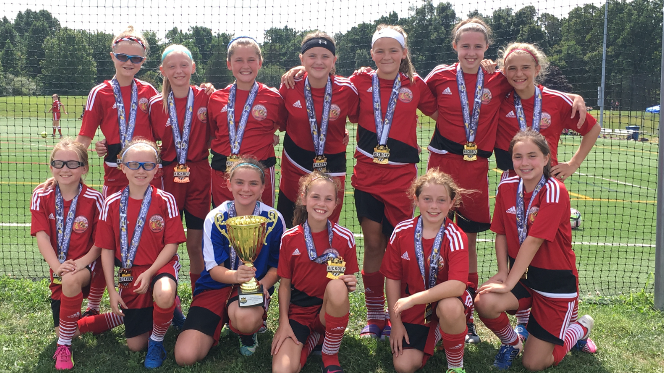 2006 Cecil Crush - 1st Place in Spirit United Kickoff Classic!
